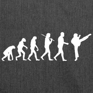 Martial Arts Evolution - Schoudertas van gerecycled materiaal