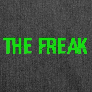 The Freak - Schultertasche aus Recycling-Material