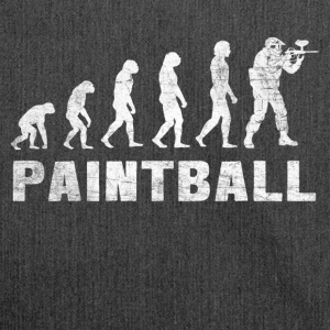 Evolution Paintball Shirt - Paintball T-shirt - Schoudertas van gerecycled materiaal
