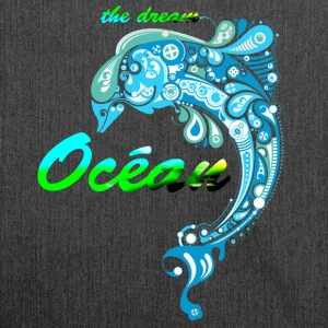THE OCEAN DREAM - Skuldertaske af recycling-material