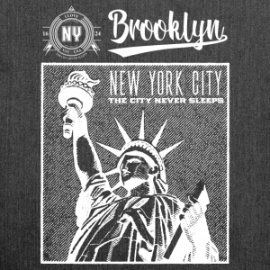 New York City · Brooklyn - Borsa in materiale riciclato