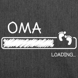 oma loading - Schultertasche aus Recycling-Material