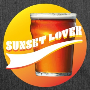 Sunset Lover - Sunset - Shoulder Bag made from recycled material