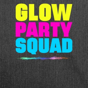 Glow Squad - Schultertasche aus Recycling-Material