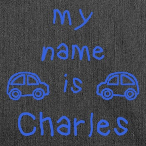 CHARLES MY NAME IS - Sac bandoulière 100 % recyclé