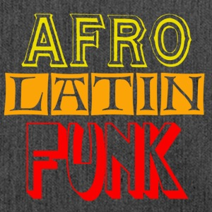 African Latin Funk - Salsa Mambo Dance Shirt - Shoulder Bag made from recycled material
