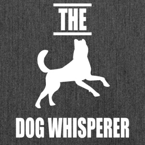 The Dog Whisperer - Skuldertaske af recycling-material