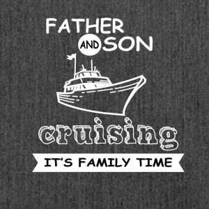 Father And Son - Cruising - Shoulder Bag made from recycled material