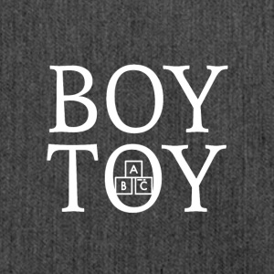 Boy Toy - Borsa in materiale riciclato