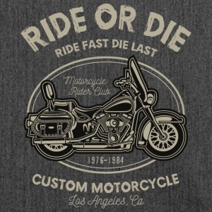 Ride Or Die - Schultertasche aus Recycling-Material
