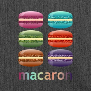 Macaron - Colorful - Shoulder Bag made from recycled material