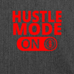 MODE ON Hustle moneymaker selfmade - Skulderveske av resirkulert materiale