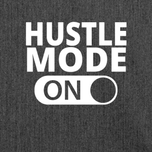 MODE ON HUSTLE - Axelväska av återvinningsmaterial