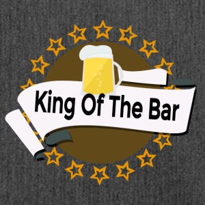 King of the Bar - Schultertasche aus Recycling-Material