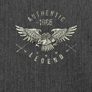 authentic legend 1965 - Schultertasche aus Recycling-Material