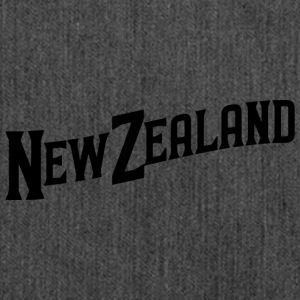 new zealand - Shoulder Bag made from recycled material