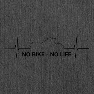 No_Chopper_No_LIFE - Bandolera de material reciclado