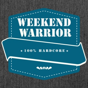 Weekend Warrior 100% - Borsa in materiale riciclato