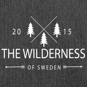 The Wilderness Of Sweden - Shoulder Bag made from recycled material