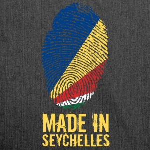 Made In Seychelles / Seychelles - Shoulder Bag made from recycled material