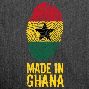 Made in Ghana / Made in Ghana - Skulderveske av resirkulert materiale