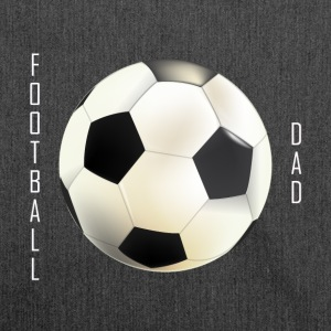 Football Dad Collection - Axelväska av återvinningsmaterial