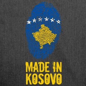 Made in Kosovo / Made in Kosovo Kosova Kosovë - Shoulder Bag made from recycled material