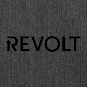 Revolt - Shoulder Bag made from recycled material