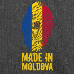 Made in Moldova / Made in Moldova - Shoulder Bag made from recycled material