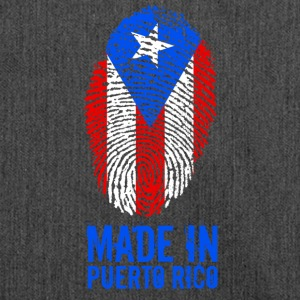 Made In Puerto Rico - Shoulder Bag made from recycled material