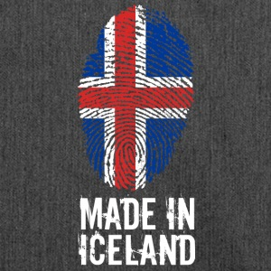 Made In Islande / Islande / IS - Sac bandoulière 100 % recyclé