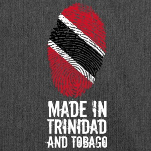 Made In Trinidad and Tobago Trinidad and Tobago - Shoulder Bag made from recycled material