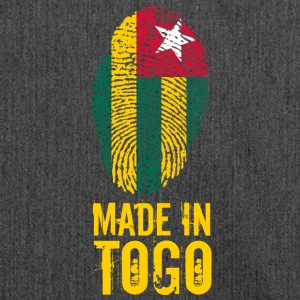 Made In Togo - Schultertasche aus Recycling-Material