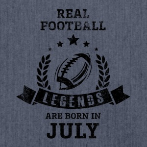 Juillet Legends Football - Sac bandoulière 100 % recyclé