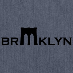 brooklyn - Borsa in materiale riciclato