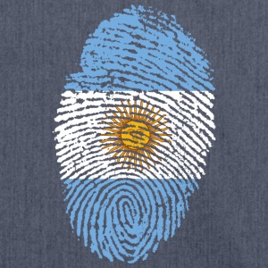 Fingerprint - Argentina - Borsa in materiale riciclato