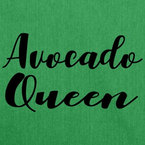 avocado Queen - Shoulder Bag made from recycled material