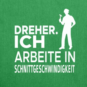 tshirt - Schultertasche aus Recycling-Material