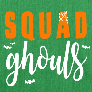 SQUAD GHOULS - Shoulder Bag made from recycled material