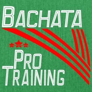 Bachata Pro Training - Pro Dance Edition - Schoudertas van gerecycled materiaal