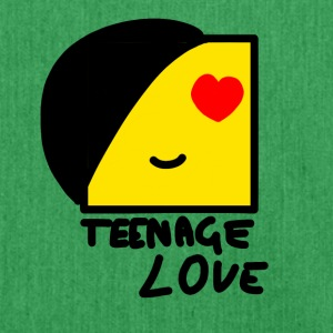Emo Boy: Teenage Love - Axelväska av återvinningsmaterial