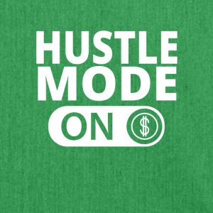 MODE ON HUSTLE Moneymaker - Axelväska av återvinningsmaterial