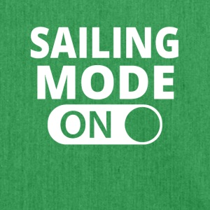 MODE ON SAILING - Schultertasche aus Recycling-Material