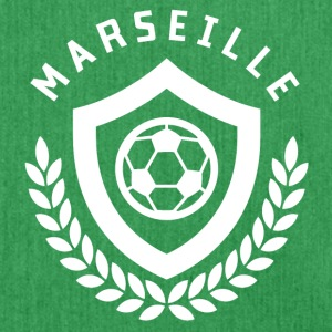 Marseille Football Emblem - Shoulder Bag made from recycled material