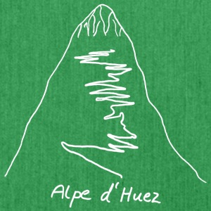 Alpe d Huez - Shoulder Bag made from recycled material