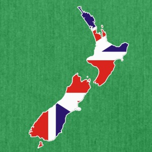Briten in Neuseeland Britons New Zealand UK Shirt - Schultertasche aus Recycling-Material