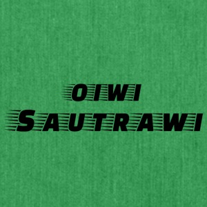 oiwi_sautrawi - Shoulder Bag made from recycled material