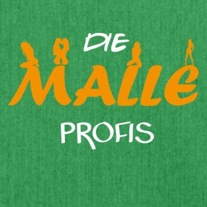 malle profis mallorca jga bier saufen party - Schultertasche aus Recycling-Material