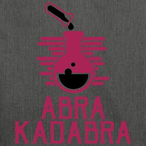 Science Abra Kadabra - Shoulder Bag made from recycled material