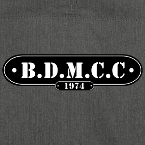 BDMCC Bar Badge - Shoulder Bag made from recycled material